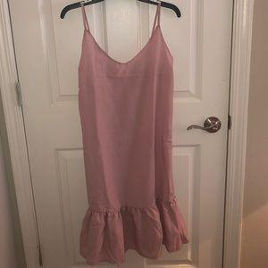 Dresses & Skirts - Blush pink dress ✨